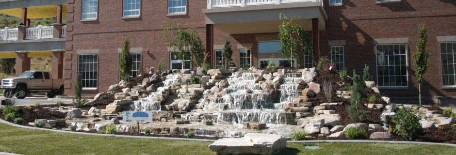 We Have Been Installing Water Features Since 1995.These Can Truly Enhance  Any Yard Or Business. Not Only Are Water Features Great To Look At, But  They Also ...